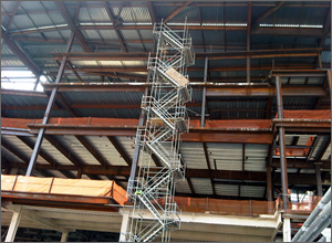 Stair Tower Scaffolding Systems Mississippi